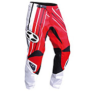 No Fear Proton Pants - White-Red